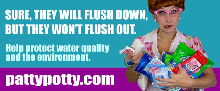 flush em