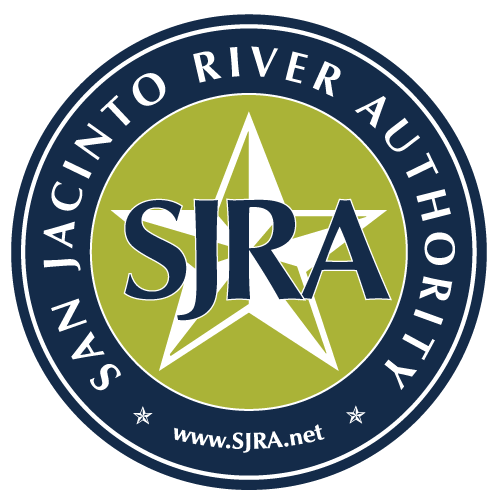 San Jacinto River Authority Logo