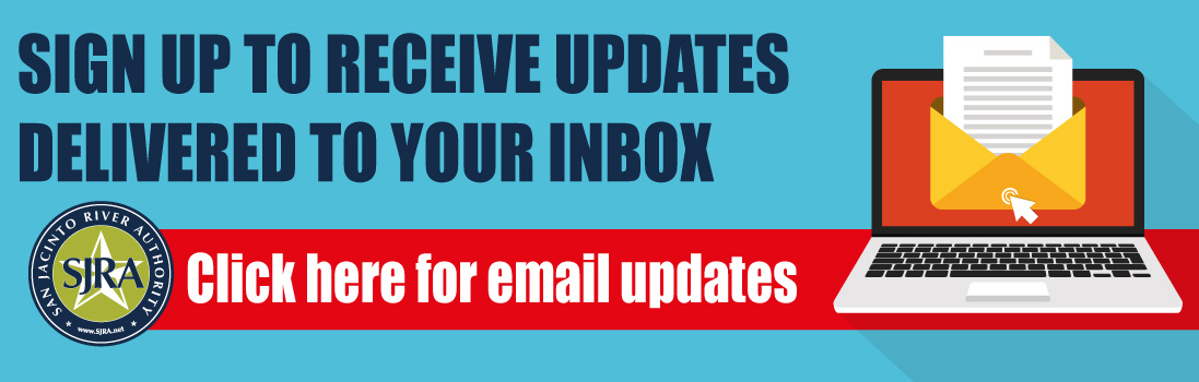 Receive updates by email