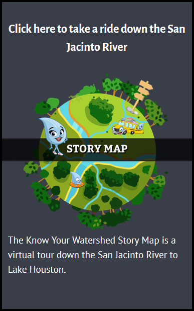Story Map Landing Page