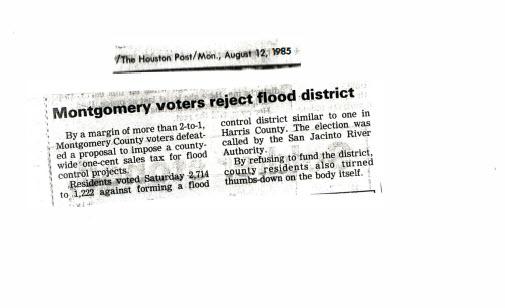 Figure 5-Houston Post_Montgomery Voters Reject Flood District_081285