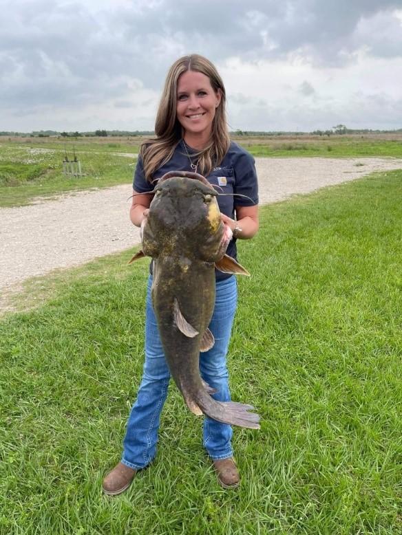 45lb catfish